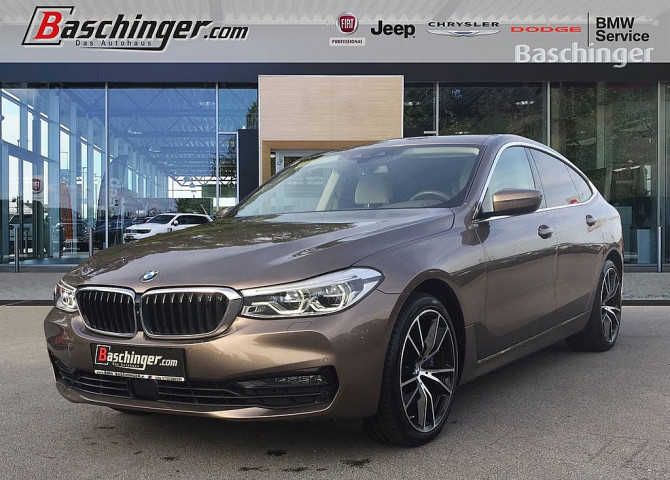 BMW 640d xDrive Gran Turismo Aut. LP € 125.580,- ExecutiveDrive/Bowers&Wilkins/NightVision bei Baschinger Ges.m.b.H. in