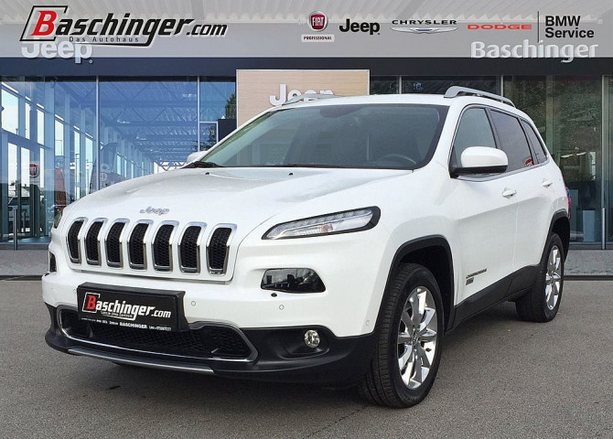 Jeep Cherokee 2,2 MultiJet II AWD Limited Aut. bei Baschinger Ges.m.b.H. in