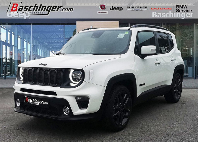 Jeep Renegade 1,3 MultiAir T4 FWD 6DDCT 150 Limited bei Baschinger Ges.m.b.H. in