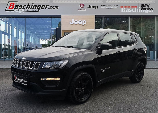 Jeep Compass 1,4 MultiAir2 FWD Sport bei Baschinger Ges.m.b.H. in