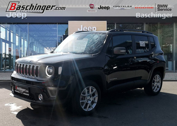 Jeep Renegade 1.3 PHEV 4xe Limited PLUS Aut. Firmen -7% bei Baschinger Ges.m.b.H. in