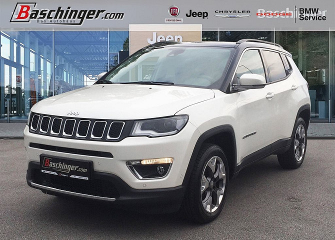 Jeep Compass 1,6 MultiJet FWD 6MT 120 Limited bei Baschinger Ges.m.b.H. in