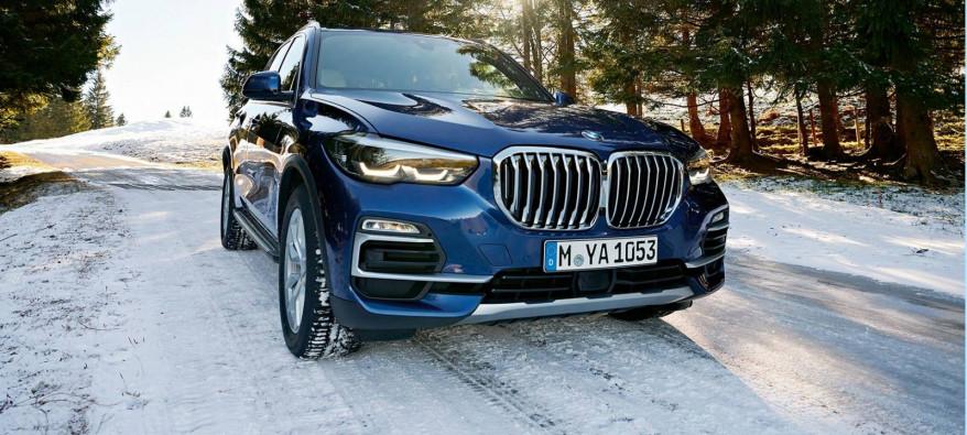 BMW Winter-Aktionen