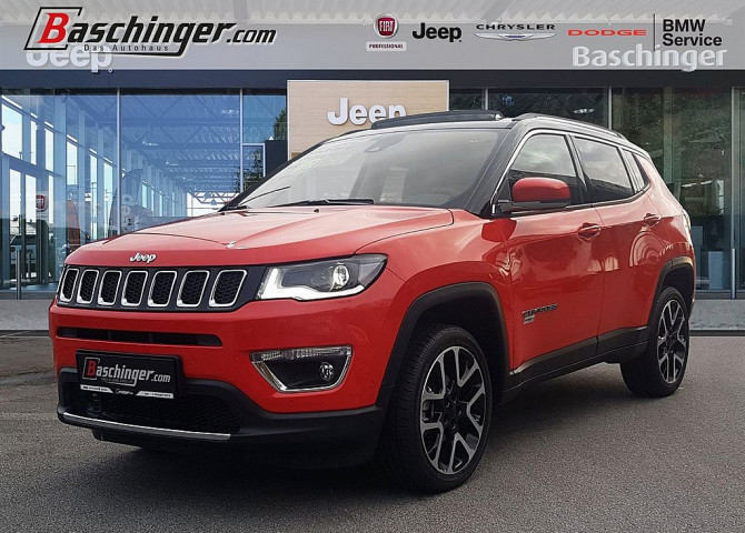 Jeep Compass 2,0 MultiJet AWD Limited Aut. bei Baschinger Ges.m.b.H. in