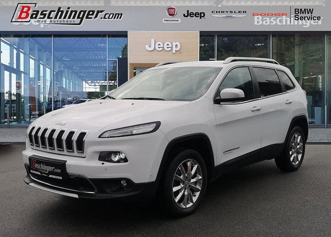 Jeep Cherokee 2,0 MultiJet II AWD Limited Aut. bei Baschinger Ges.m.b.H. in
