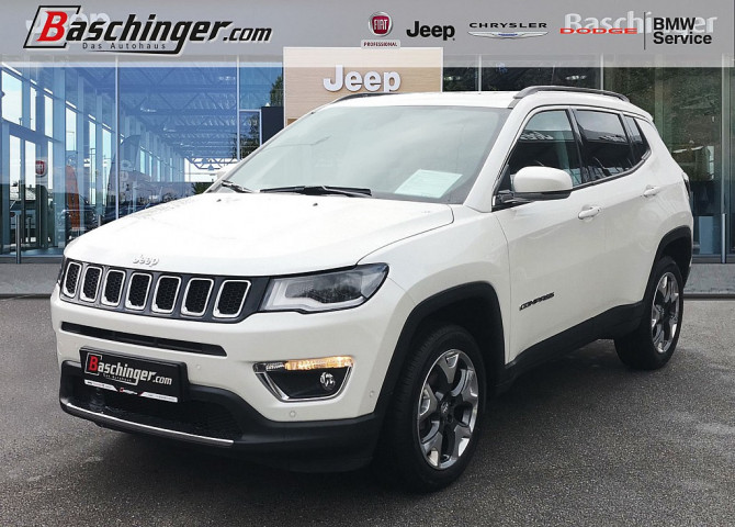 Jeep Compass 1,6 MultiJet FWD 6MT Limited bei Baschinger Ges.m.b.H. in