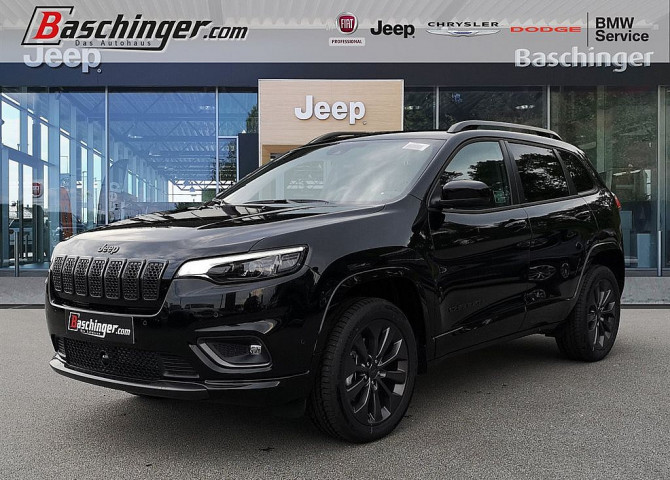 Jeep Cherokee MCA 2,2 Diesel Limited FWD 9AT Aut. bei Baschinger Ges.m.b.H. in