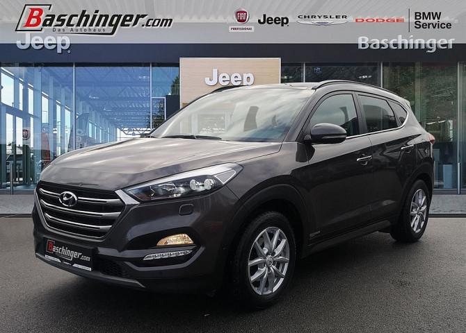 Hyundai Tucson 2,0 CRDI 4WD Platin Aut. bei Baschinger Ges.m.b.H. in