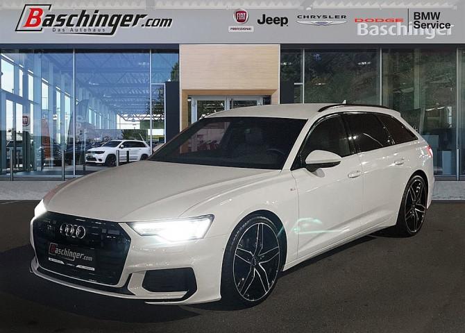 Audi A6 Avant 40 TDI quattro S-line Aut. sport bei Baschinger Ges.m.b.H. in
