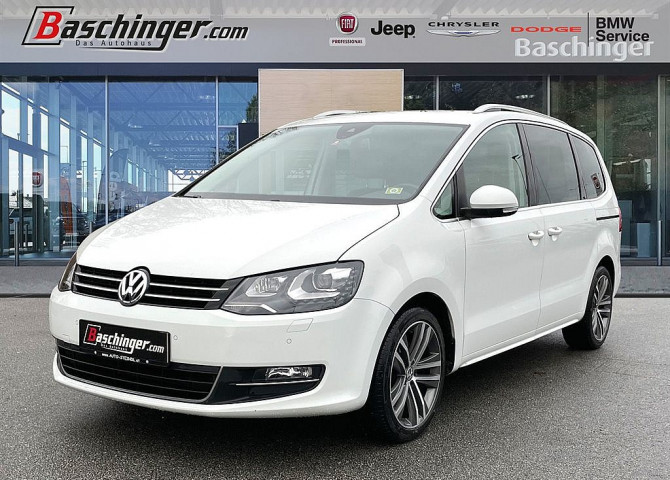 VW Sharan Sky BMT 2,0 TDI DPF 4Motion bei Baschinger Ges.m.b.H. in