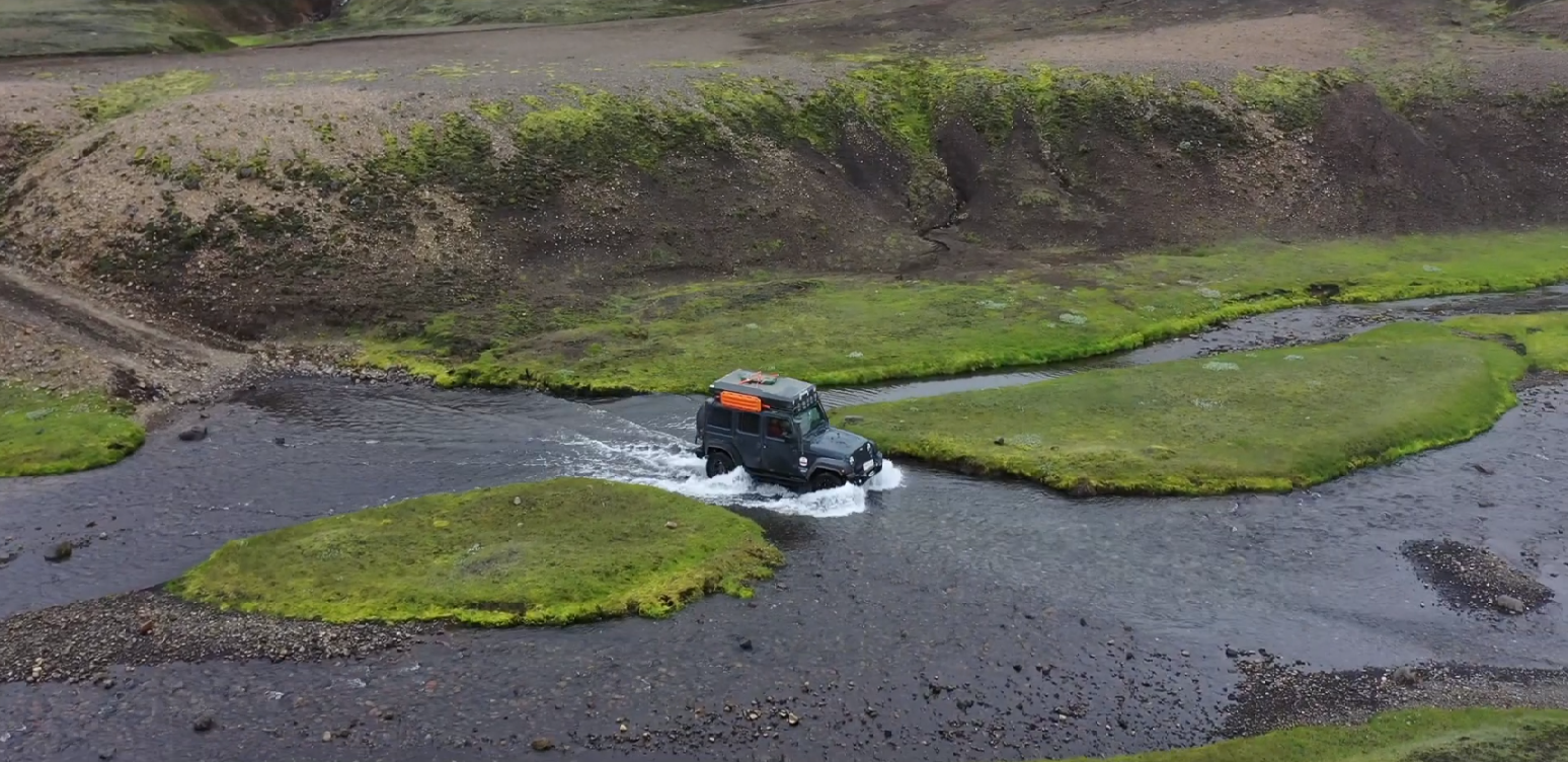 Jeep Wrangler Roadtrip