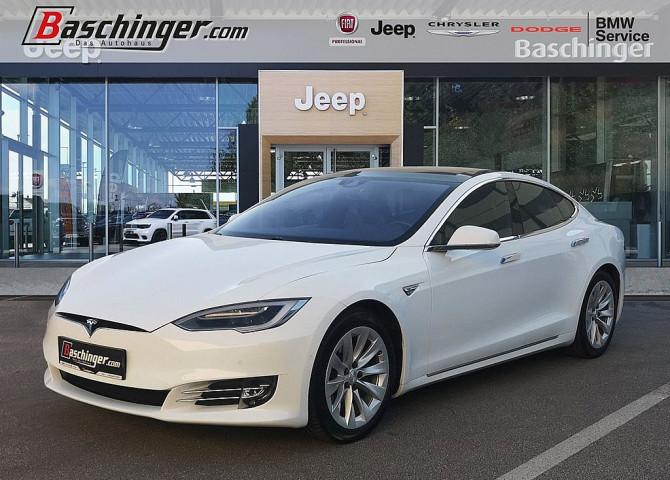 Tesla Model S 90D Supercharger gratis/4J-Garantie/Autopi bei Baschinger Ges.m.b.H. in