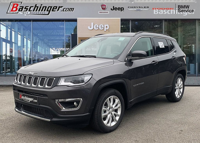 Jeep Compass Limited 1.6 Multijet FWD bei Baschinger Ges.m.b.H. in