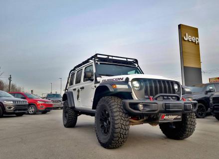Jeep Wrangler  JL Rubicon Umbau