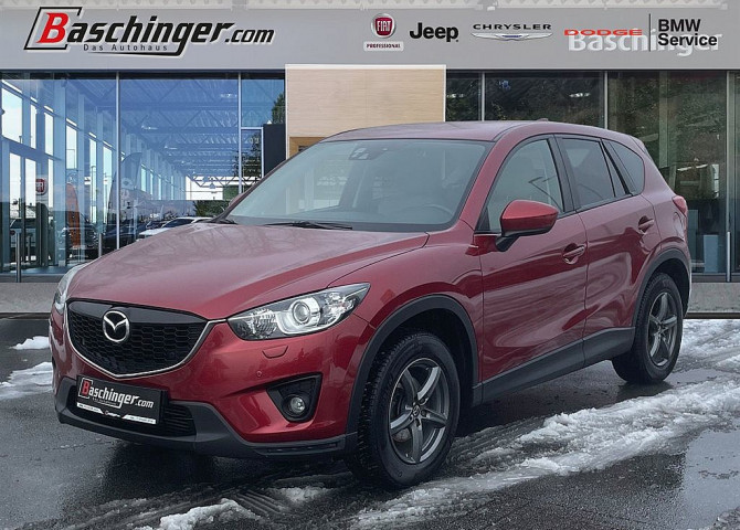 Mazda CX-5 CD175 AWD Revolution Aut. bei Baschinger Ges.m.b.H. in