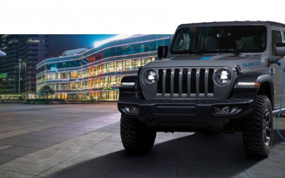 NEU: Der Jeep Wrangler 4xe Hybrid