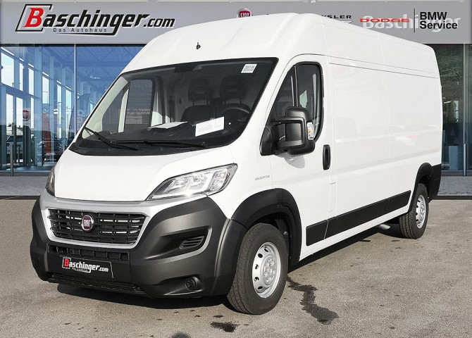 Fiat Ducato Maxi 35 L3H2 140 bei Baschinger Ges.m.b.H. in