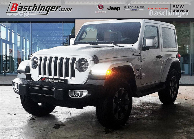 Jeep Wrangler Sahara 2,0 GME Aut. bei Baschinger Ges.m.b.H. in