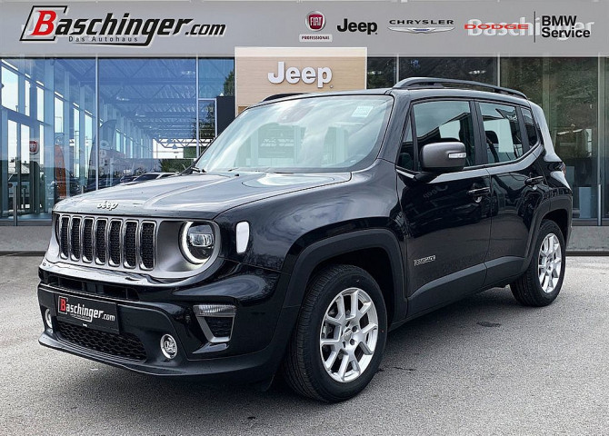 Jeep Renegade 1,0 MultiAir FWD 6MT Limited bei Baschinger Ges.m.b.H. in