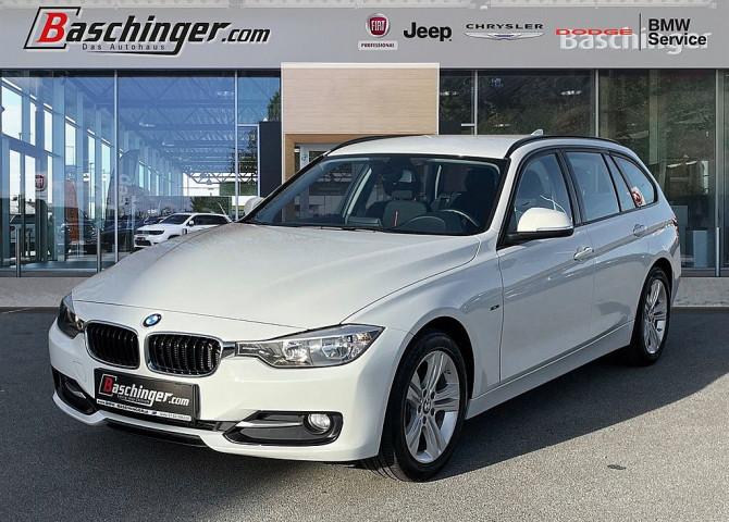 BMW 320d Touring Österreich-Paket Aut. Sport-Line/Navi bei Baschinger Ges.m.b.H. in