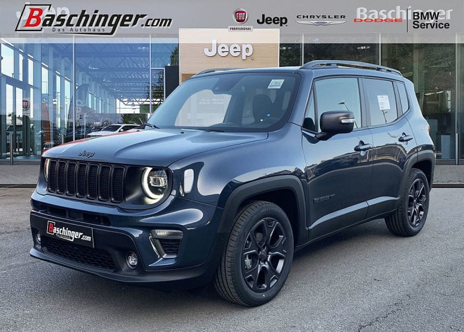 Jeep Renegade 1,0 MultiAir FWD 80th Anniversary Panorama/Voll bei Baschinger Ges.m.b.H. in