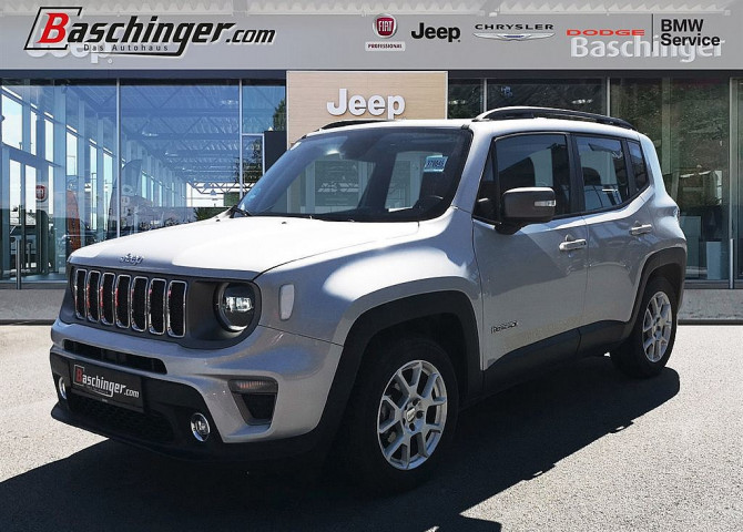 Jeep Renegade 1,3 MultiAir FWD 150 Limited Aut. Panorama/Leder bei Baschinger Ges.m.b.H. in
