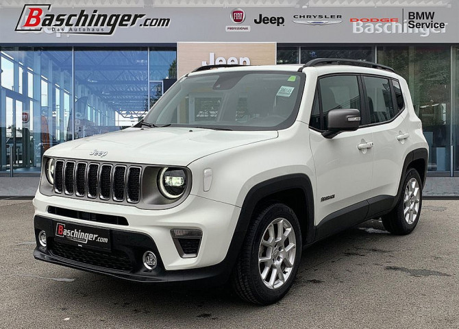 Jeep Renegade Limited 1.0L I3 Turbo Engine bei Baschinger Ges.m.b.H. in