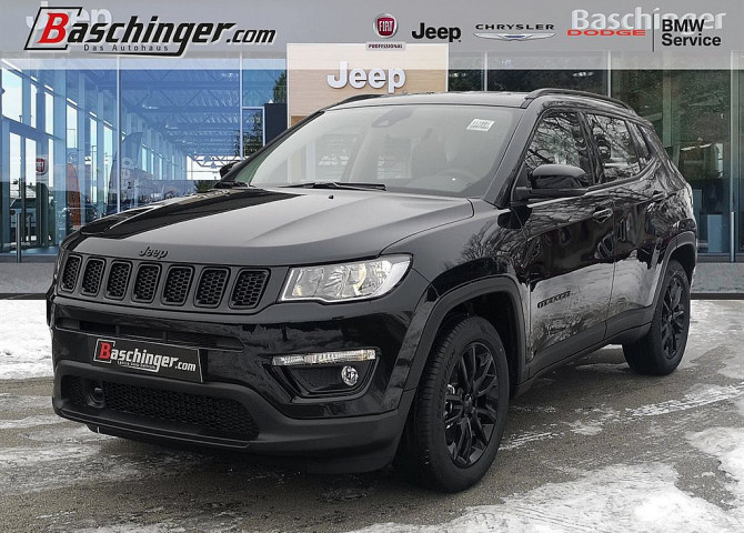 Jeep Compass 1.3 Multiair FWD Night Eagle Aut. Plus bei Baschinger Ges.m.b.H. in