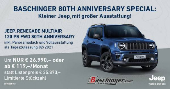 Baschinger 80th Anniversary Special