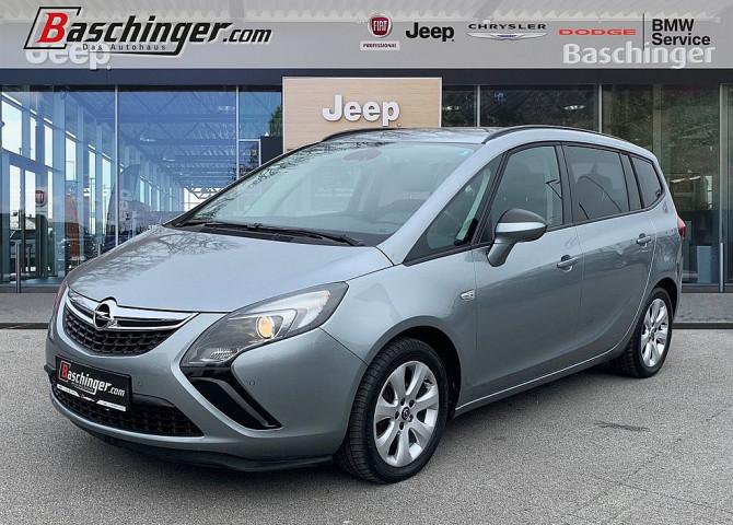 Opel Zafira Tourer 2,0 CDTI Ecotec Edition bei Baschinger Ges.m.b.H. in