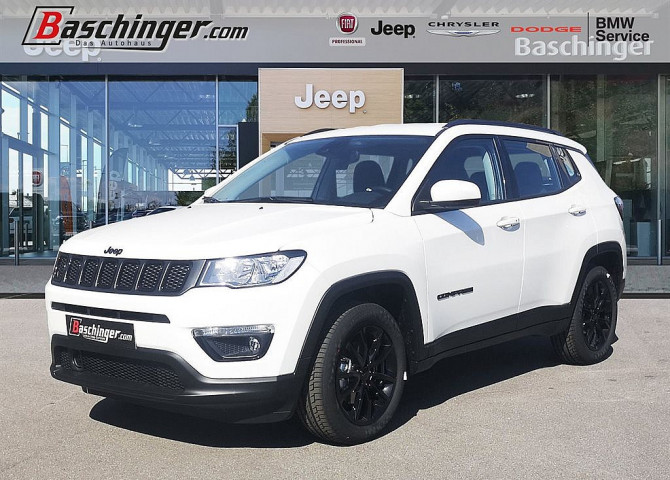 Jeep Compass 1,3 MultiAir Night Eagle T4 FWD 6DDCT bei Baschinger Ges.m.b.H. in
