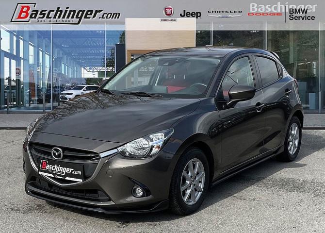 Mazda Mazda 2 G90 Hazumi Lietz-Sport Edition/8-fach bereift bei Baschinger Ges.m.b.H. in