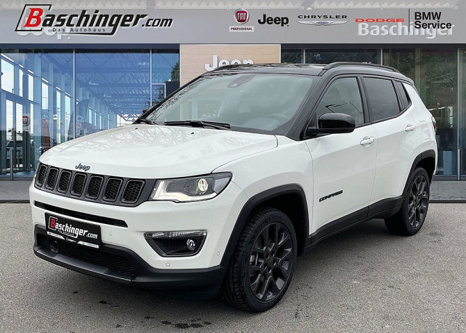 Jeep Compass 1.3 PHEV AT 4xe S bei Baschinger Ges.m.b.H. in