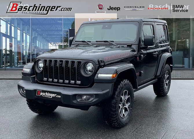 Jeep Wrangler Rubicon JL 2.0 GME Aut. MY21 Stylepaket bei Baschinger Ges.m.b.H. in