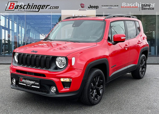 Jeep Renegade 1.3 PHEV AT 4xe Night Eagle bei Baschinger Ges.m.b.H. in