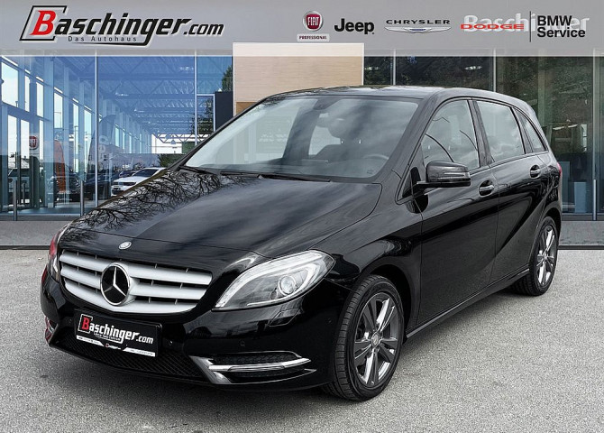 Mercedes-Benz B 180 CDI BlueEfficiency A-Edition Plus DPF bei Baschinger Ges.m.b.H. in