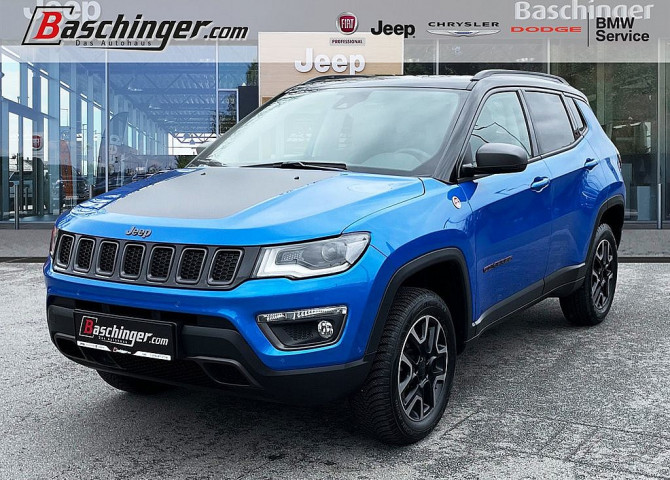 Jeep Compass 2,0 MultiJet AWD 170 Trailhawk Aut. bei Baschinger Ges.m.b.H. in