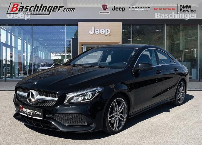 Mercedes-Benz CLA 180 d AMG-LINE bei Baschinger Ges.m.b.H. in
