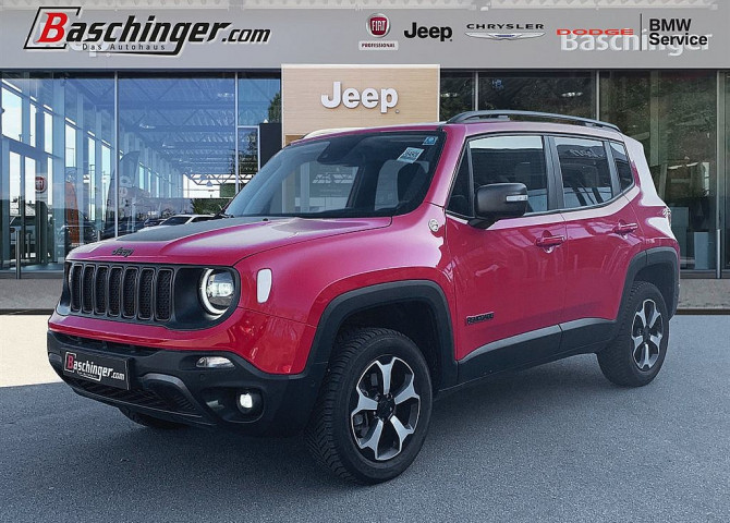 Jeep Renegade 2,0 MultiJet II 4WD 9AT 170 Trailhawk bei Baschinger Ges.m.b.H. in