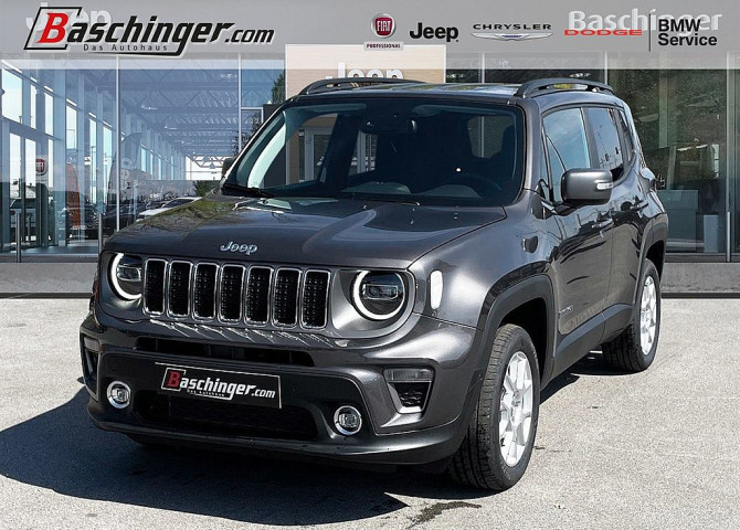 Jeep Renegade 1.3 PHEV AT 4xe Limited bei Baschinger Ges.m.b.H. in
