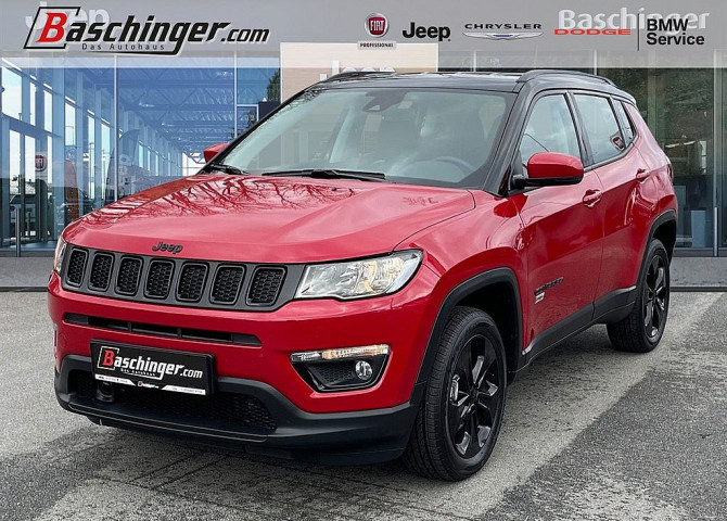 Jeep Compass 2,0 MultiJet II 140 AWD Night Eagle bei Baschinger Ges.m.b.H. in