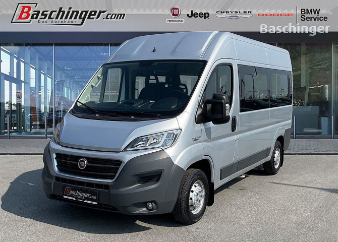 Fiat Ducato 33 L2H2 150 Panorama bei Baschinger Ges.m.b.H. in