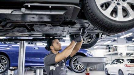 Gutschein: BMW Frühjahrs-Check