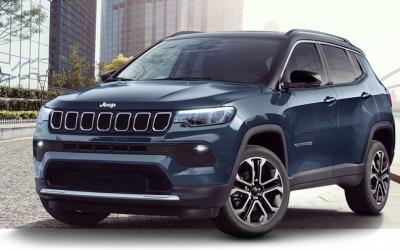 Der neue Jeep Compass