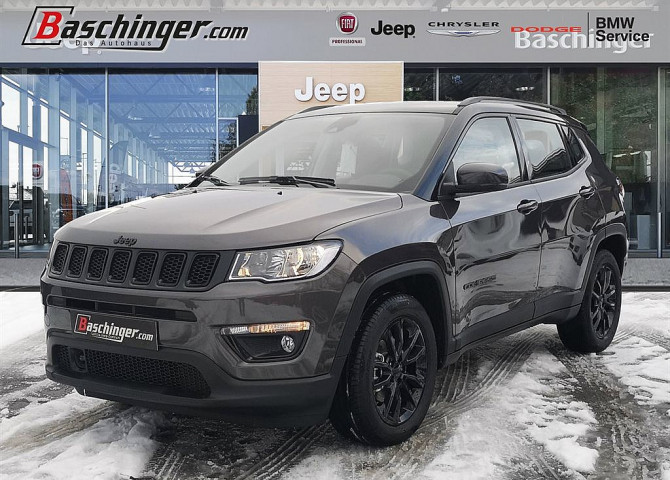 Jeep Compass 1.3 Multiair FWD Night Eagle Aut. bei Baschinger Ges.m.b.H. in