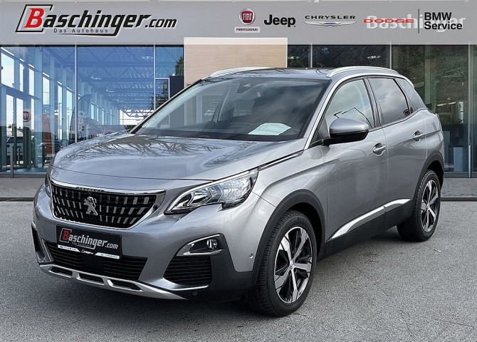 Peugeot 3008 1,6 BlueHDi 120 S&S EAT6 Active bei Baschinger Ges.m.b.H. in