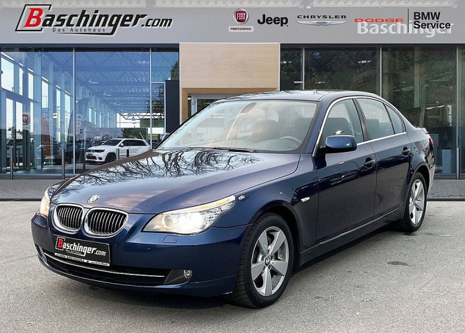 BMW 525d xDrive Aut. bei Baschinger Ges.m.b.H. in