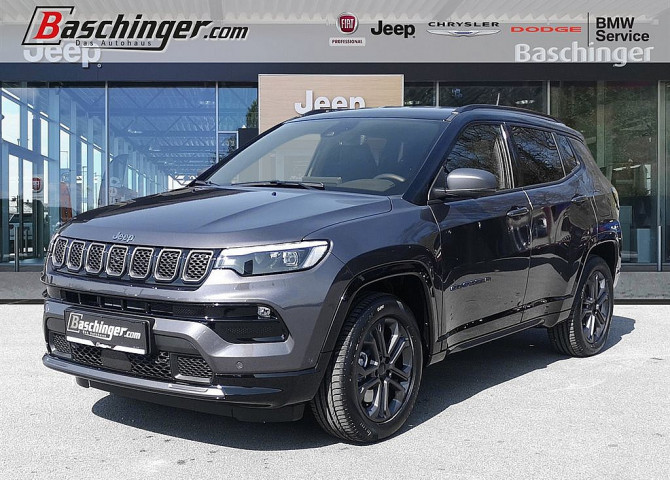 Jeep Compass 1.3 PHEV 80th Anniversary AT 4xe bei Baschinger Ges.m.b.H. in