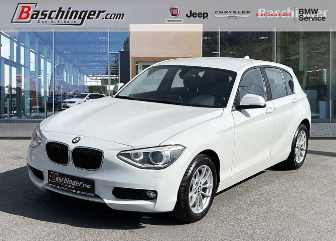 BMW 116d Navi/Xenon/Stammkundenfahrzeug bei Baschinger Ges.m.b.H. in