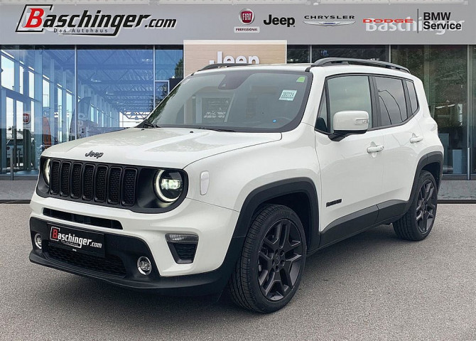 """Jeep Renegade 1,3 MultiAir T4 FWD 150 """"S"""" Aut. bei Baschinger Ges.m.b.H. in"""